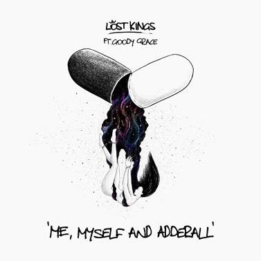 """Lost Kings image for """"ME, MYSELF AND ADDERALL"""" via Kehoe, Meghan, RCA Records for use by 360 Magazine"""