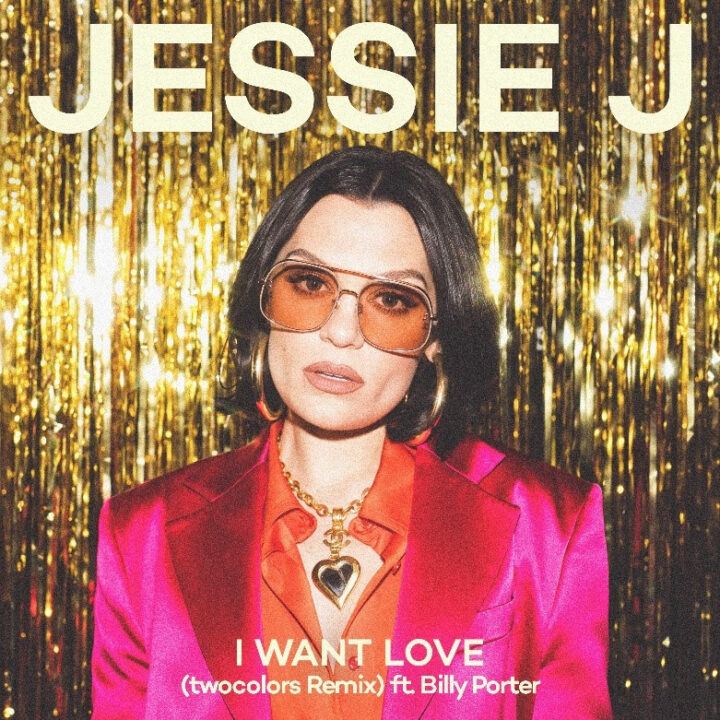 Jessie J I Want Love cover via Republic Records for use by 360 Magazine