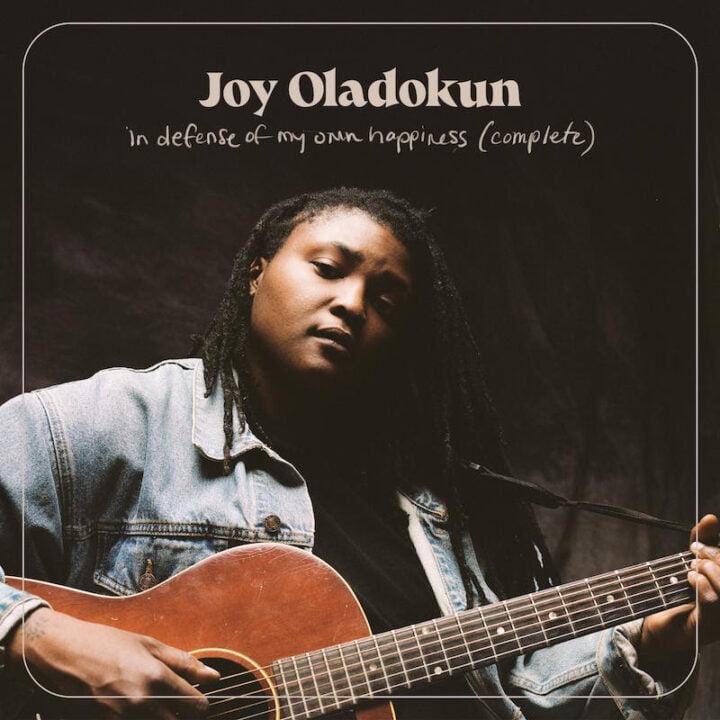 Joy Oladokun album cover via Republic Media for use by 360 Magazine