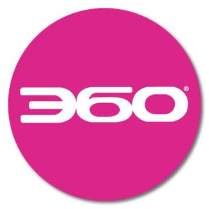 Logo for 360 Magazine
