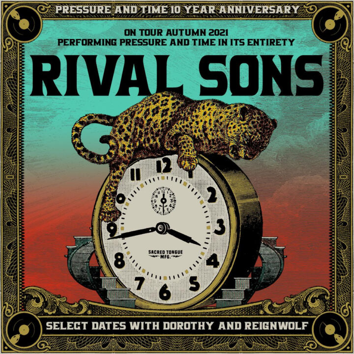 Rival Sons tour image via Ross Anderson for use by 360 Magazine
