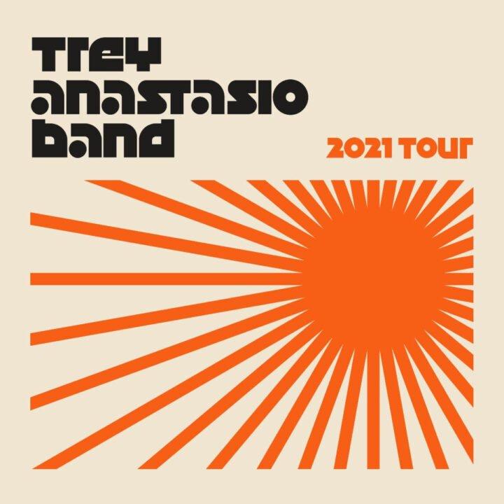 Trey Anastasio Band tour image via Ken Weinstein for use by 360 Magazine