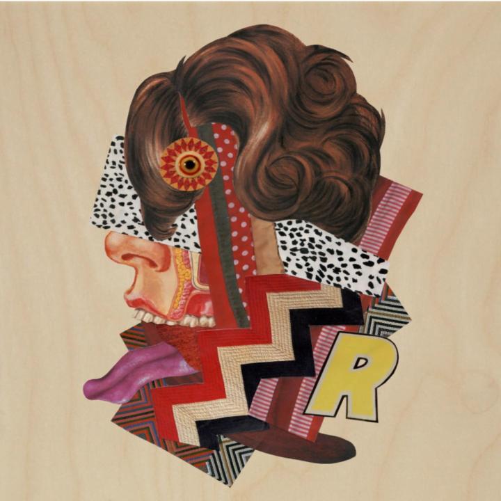 Kate Vargas Rumpumpo album art from Tamara Simons, BANDALOOP RECORDS for use by 360 Magazine