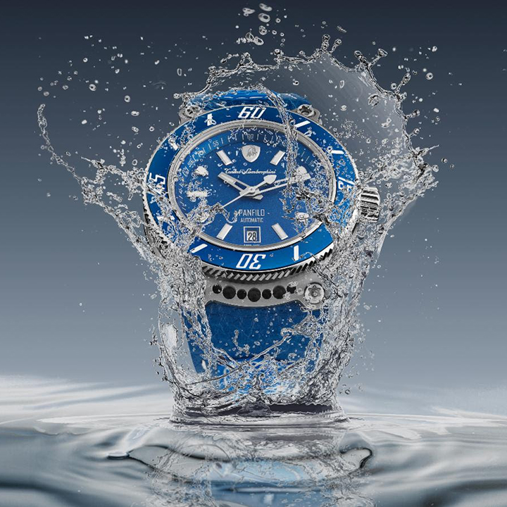 panfilo diving watch for use by 360 magazine