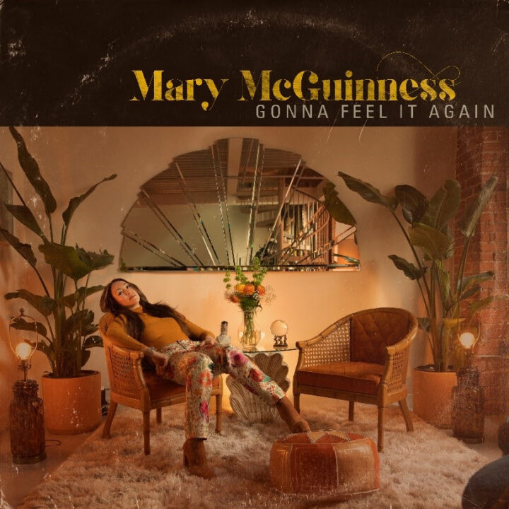 """Mary McGuinness """"Gonna Feel It Again"""" cover from Mackenzie Breeden, Jay Wilson, for use by 360 Magazine"""