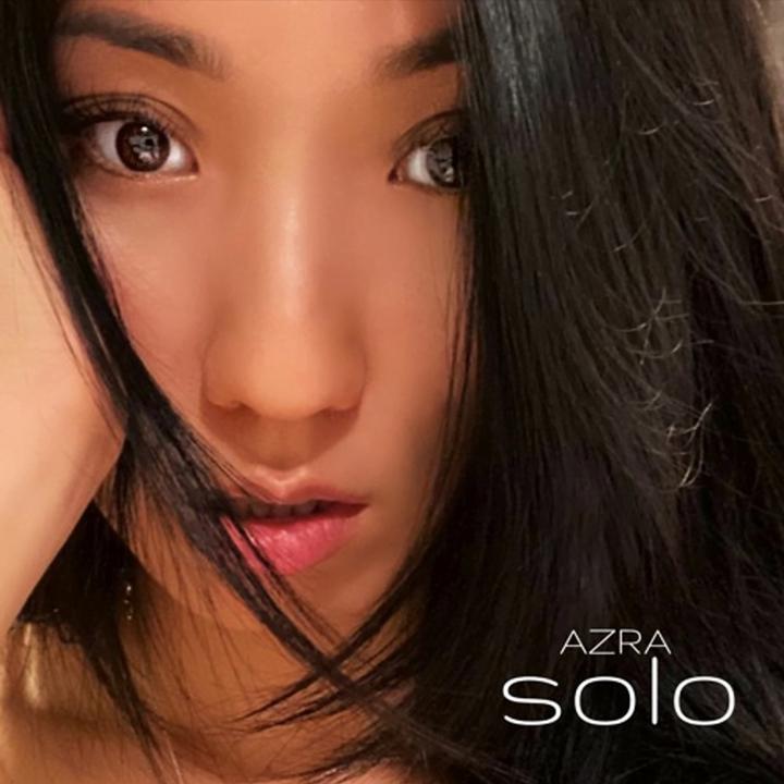 AZRA solo album cover for use by 360 Magazine