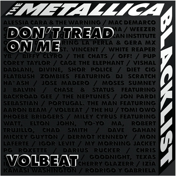 volbeat album art for use by 360 magazine