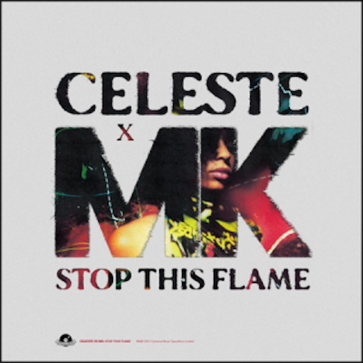 Stop This Flame image provided by Hillary Siskind and Capitol Music for use by 360 MAGAZINE.