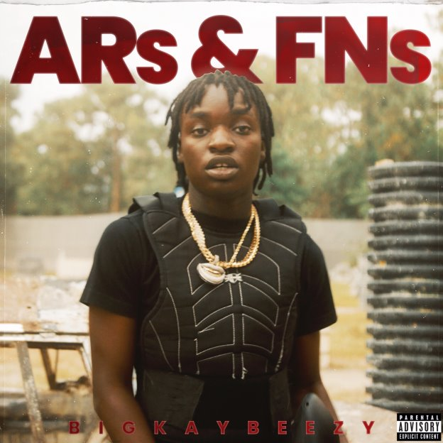 """""""ARS & FNS"""" BY BIGKAYBEEZY image via Interscope Records from Noelle Accardi at U Music for use by 360 Magazine"""