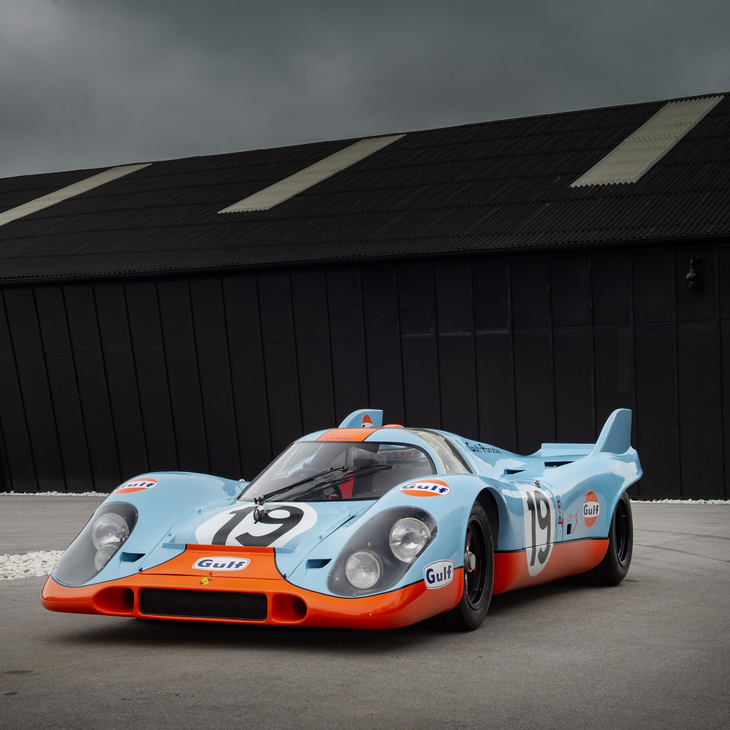 1970 Porsche 917K via Concours of Elegance for use by 360 Magazine