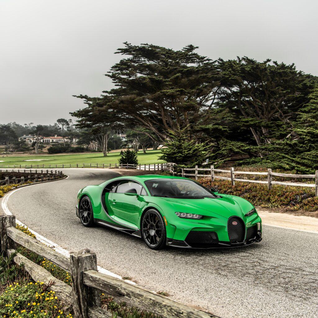 Bugatti via Extension PR for use by 360 Magazine