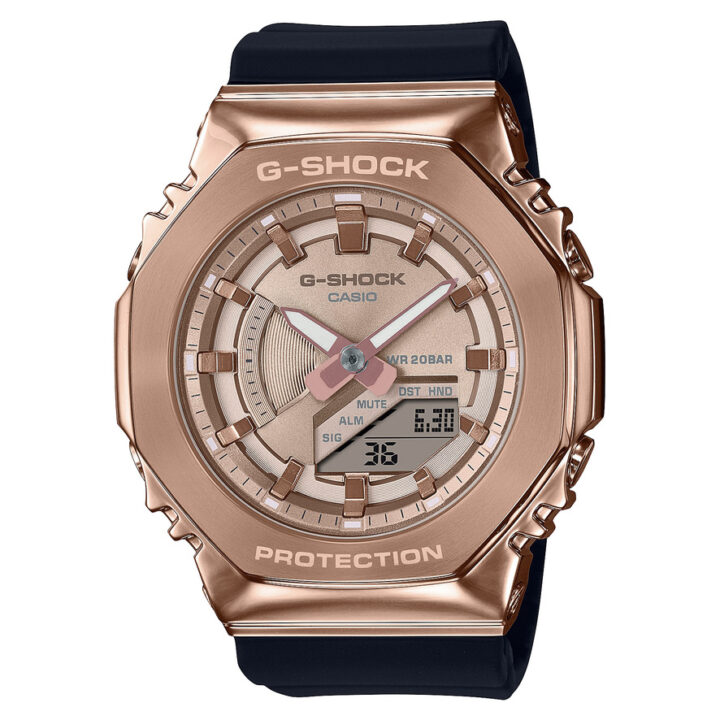 G-shock image from Taylor Hesseltine at M&CSaatchi Sports & Entertainment for use by 360 Magazine