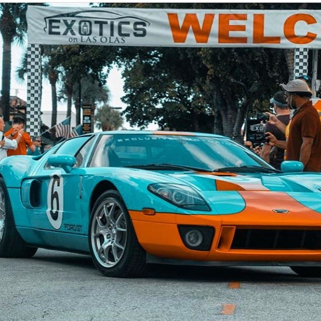 Ford GT via Zucker Lewis for use by 360 Magazine