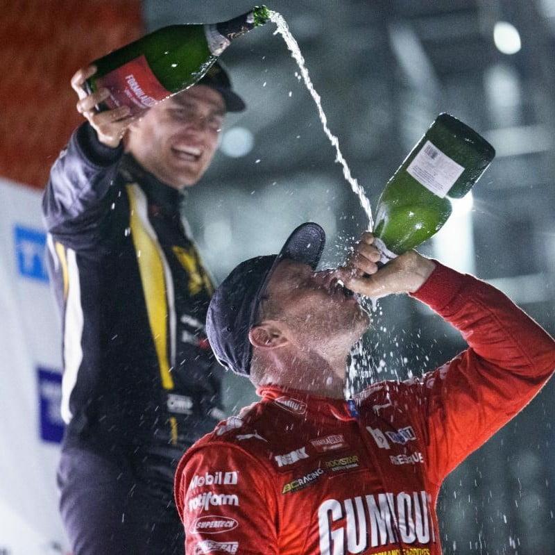 Frederic Aasbo and Ryan Teurck via Papadakis Racing for use by 360 Magazine