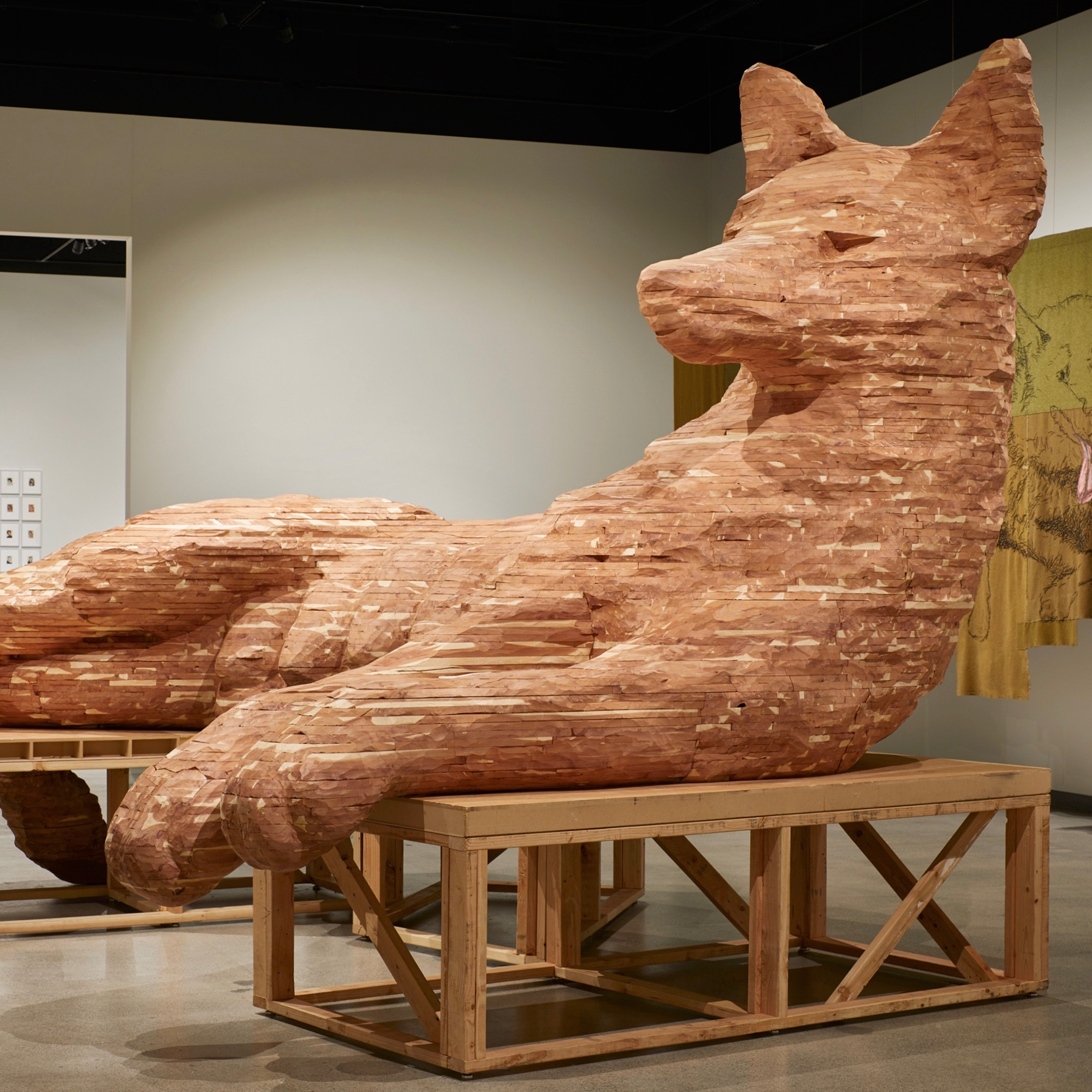 Companion Species - WSU via Krista Detwiler at the Sun Valley Museum of Art for use by 360 Magazine