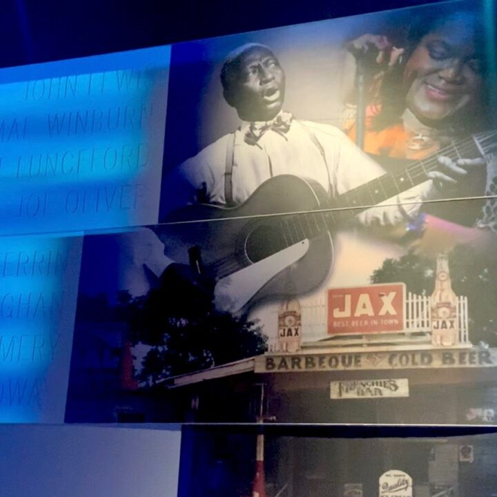 Nashville's Museum of African American Music image via Tom Wilmer for use by 360 Magazine