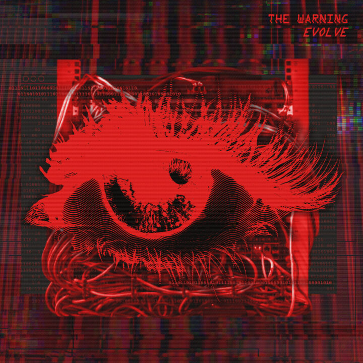 The Warning Evolve art from Taylor Vaughn, Republic Records, for use by 360 Magazine