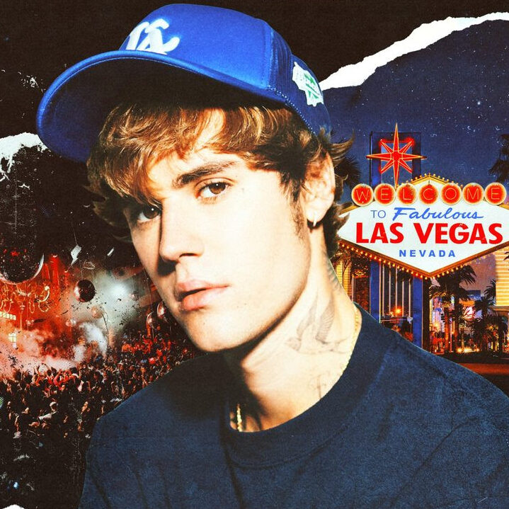 Justin Bieber Festival Poster from Jordan Calvano, Infamous PR, for use by 360 Magazine