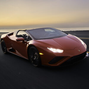 Lamborghini image by Jeff Langlois for use by 360 Magazine