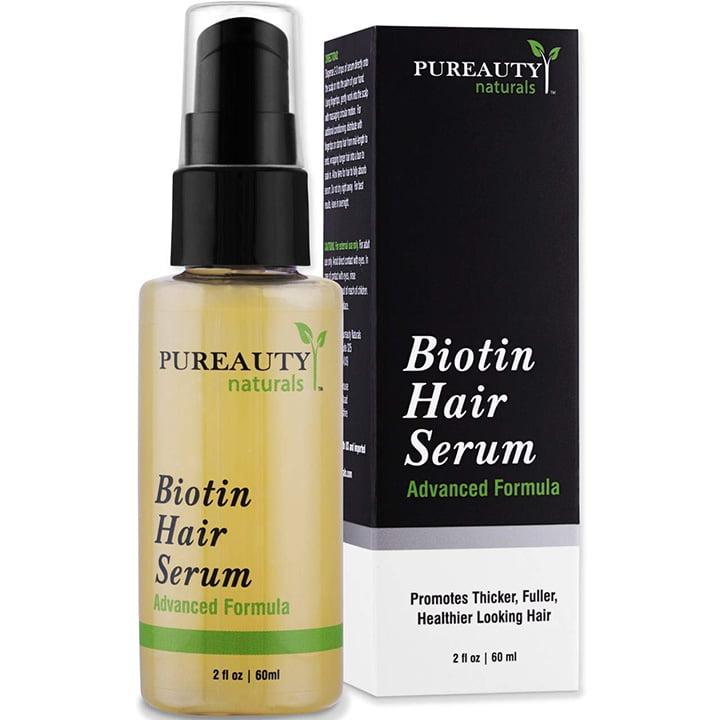 biotin hair serum for use by 360 magazine