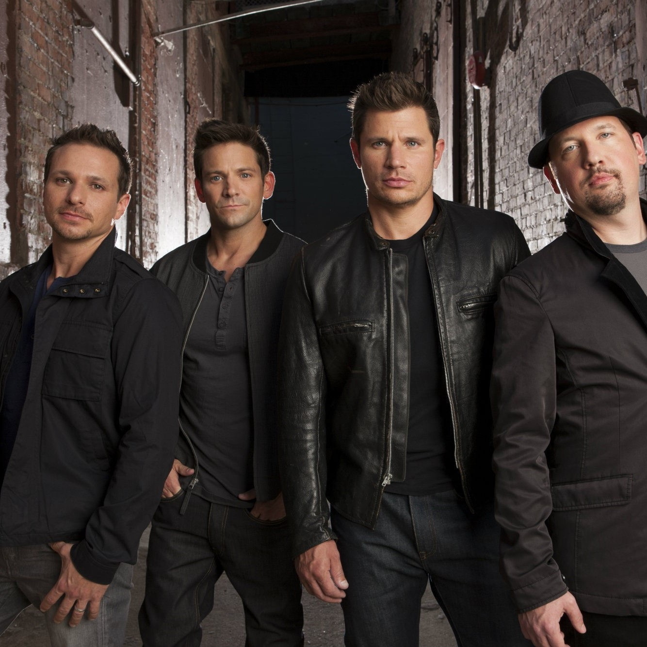 98 Degrees via TAG Collective for use by 360 Magazine