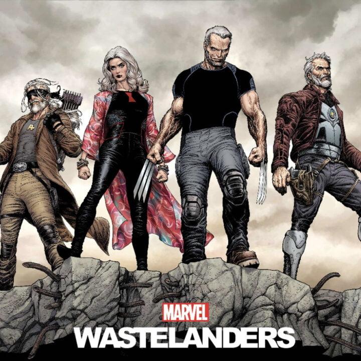 Wastelanders Image from Anthony Blackwood at Marvel for use by 360 Magazine