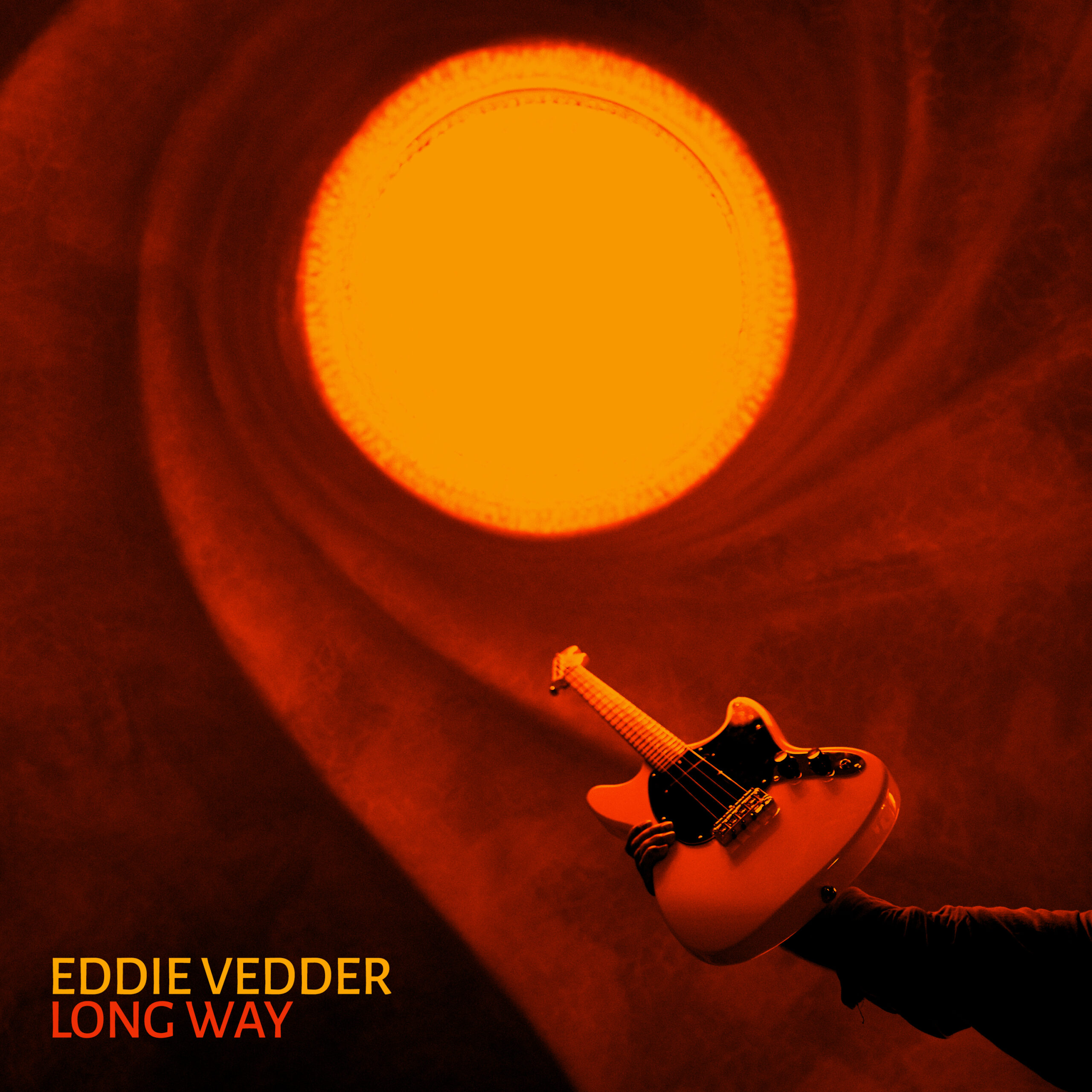 Eddie Vedder Long Way via Republic Records for use by 360 Magazine