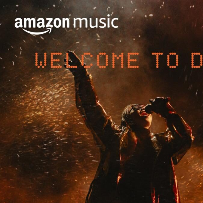 Welcome to Dreamland photo credit to amazon music used by 360 magzine
