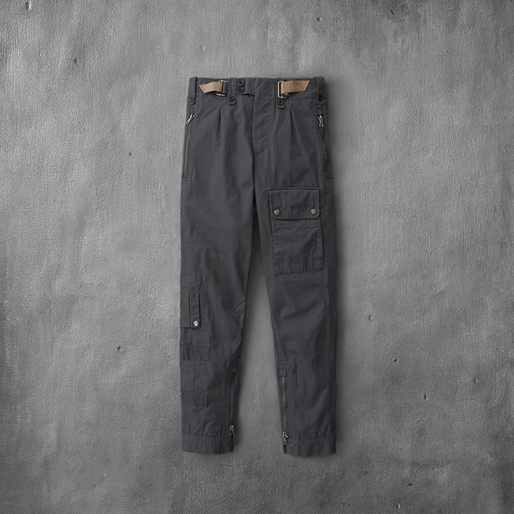 n.peal bond trousers for use by 360 magazine
