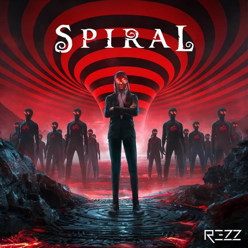 Spiral Cover Art via RCA Records for use by 360 Magazine
