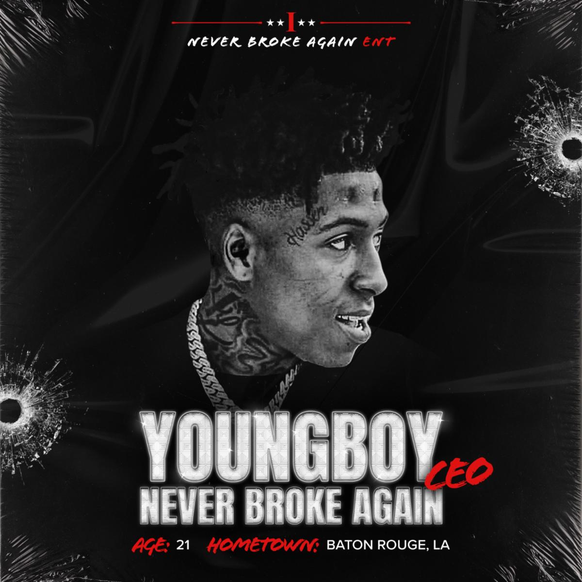 Youngboy via Motown Records for use by 360 Magazine