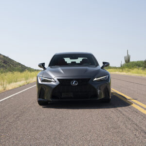 IS 500 lexus image for use by 360 magazine