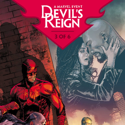 Devil's Reign via Mark Checchetto for Marvel for use by 360 Magazine
