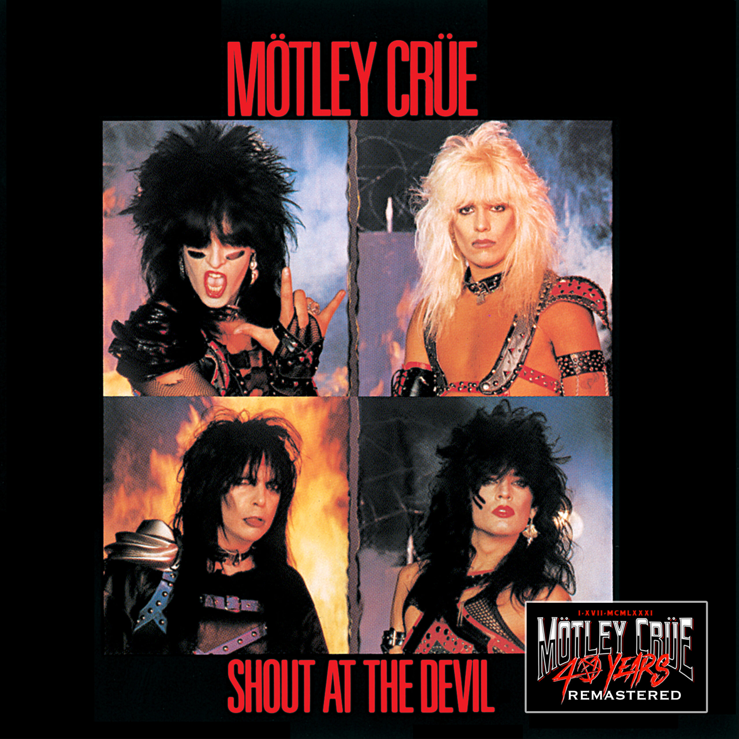 Motley Crue via Better Noise Music for use by 360 Magazine