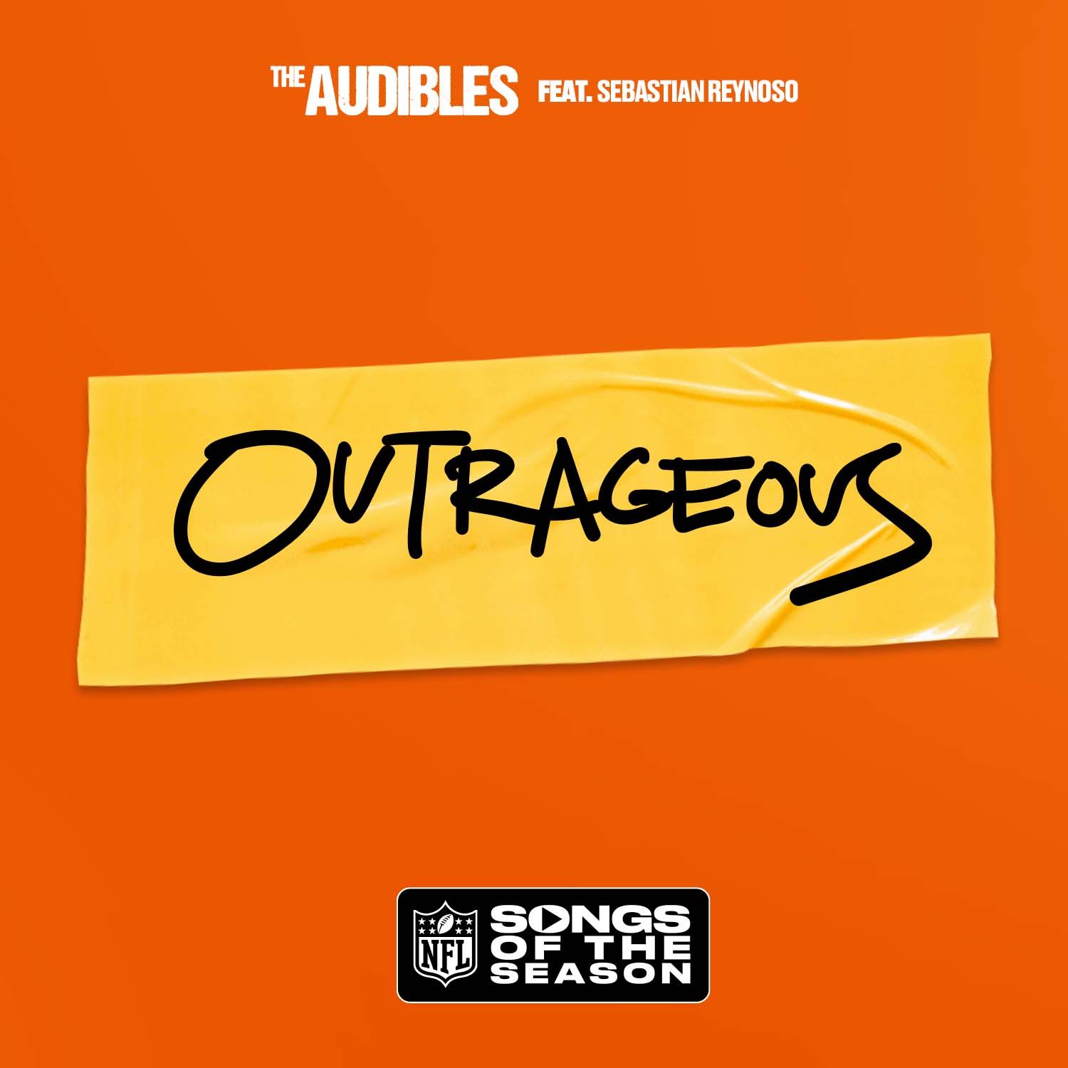 Outrageous Cover via Berk Communications for use by 360 Magazine