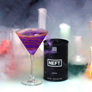 neft vodka image for use by 360 magazine